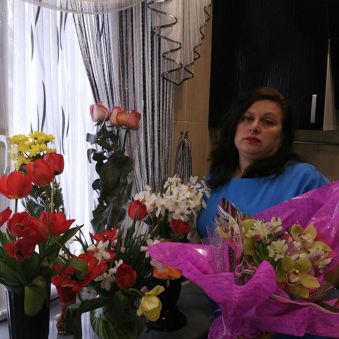 Елена Хижняк, Днепрорудное - фото №2