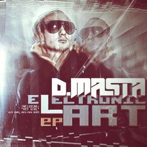 D.Masta альбом ELECTRONIC ART EP