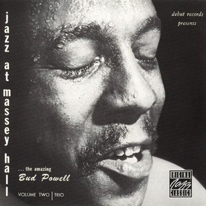 Bud Powell альбом Jazz At Massey Hall, Vol. 2
