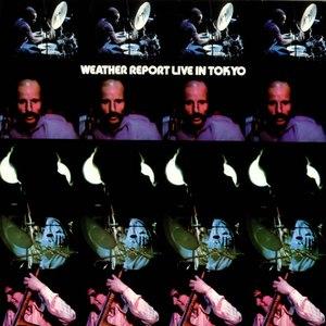 Weather Report альбом Live in Tokyo
