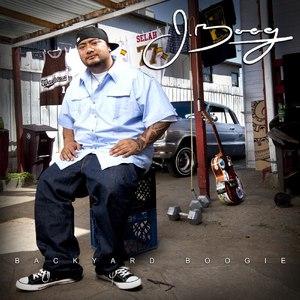J Boog альбом Backyard Boogie