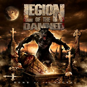 Legion of the Damned альбом Sons of the Jackal