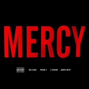 Kanye West альбом Mercy