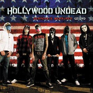 Hollywood Undead альбом Desperate Measures