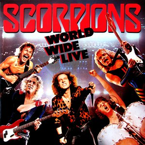 Scorpions альбом World Wide Live