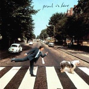 Paul McCartney альбом Paul Is Live