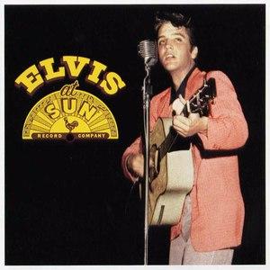 Elvis Presley альбом Elvis At Sun