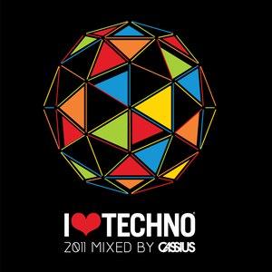 Cassius альбом I Love Techno 2011