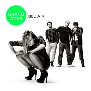 Альбом Guano Apes Bel Air