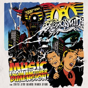 Aerosmith альбом Music From Another Dimension!