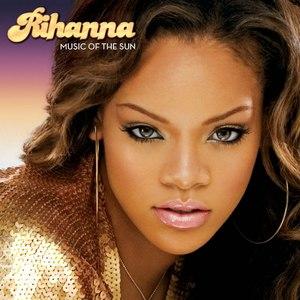 Rihanna альбом Music of the Sun