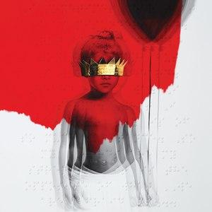 Rihanna альбом ANTI