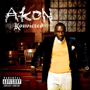 Akon альбом Konvicted (Exclusive Version)