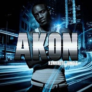 Akon альбом KonKrete Jungle