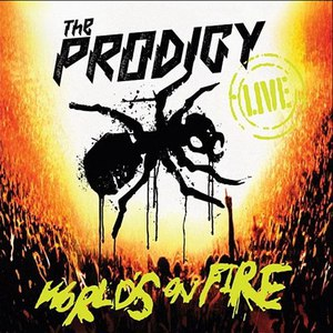 The Prodigy альбом World's On Fire (Live)