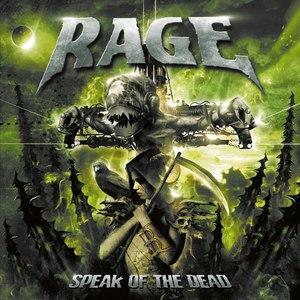 Rage альбом Speak Of The Dead