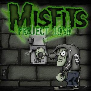 Misfits альбом Project 1950