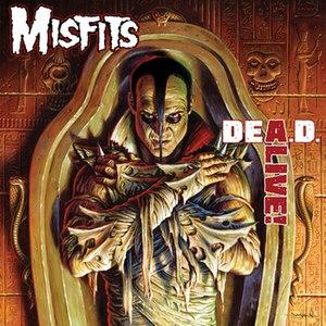 Misfits альбом DeA.D. Alive!