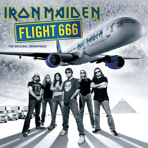 Iron Maiden альбом Flight 666: The Original Soundtrack