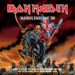 Iron Maiden альбом Maiden England '88
