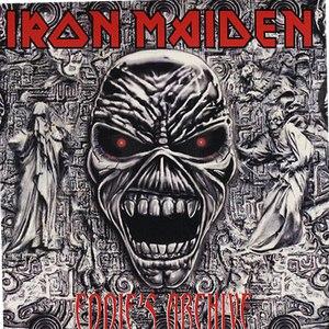 Iron Maiden альбом Eddie's Archive