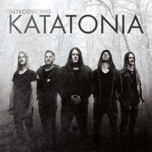 Альбом Katatonia Introducing Katatonia