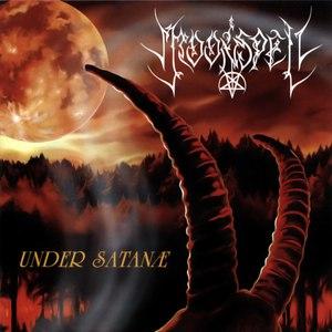 Moonspell альбом Under Satanae
