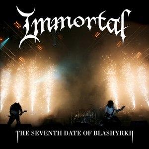 Immortal альбом The Seventh Date Of Blashyrkh (Live)