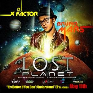 Bruno Mars альбом The Lost Planet