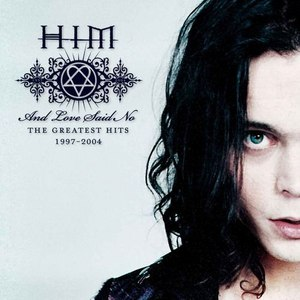 HIM альбом And Love Said No: Greatest Hits 1997-2004