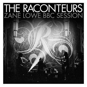 The Raconteurs альбом Zane Lowe BBC Session