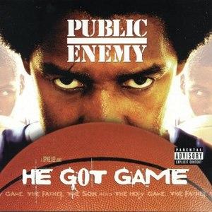 Public Enemy альбом He Got Game (Soundtrack)