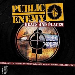 Public Enemy альбом Beats And Places