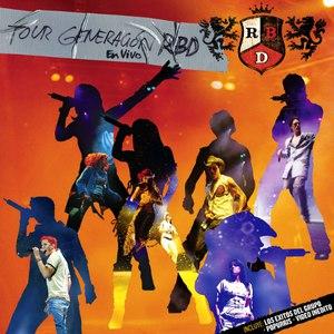 RBD альбом Tour Generación RBD