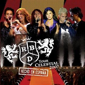 RBD альбом Tour Celestial 2007 (Hecho En España)