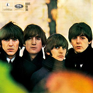 Альбом The Beatles Beatles for Sale
