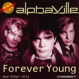Alphaville альбом Forever Young: The Very Best