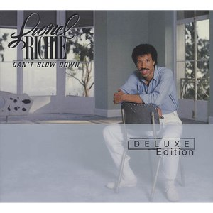 Lionel Richie альбом Can't Slow Down (Deluxe Edition)