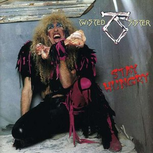 Twisted Sister альбом Stay Hungry [Deluxe 25th Anniversary Edition]