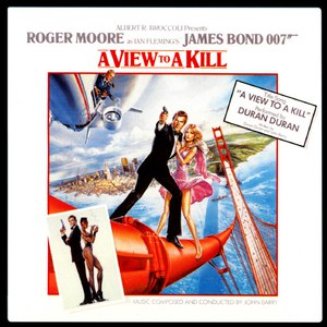 John Barry альбом A View to a Kill