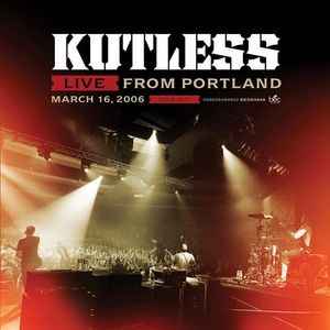 Kutless альбом Live From Portland