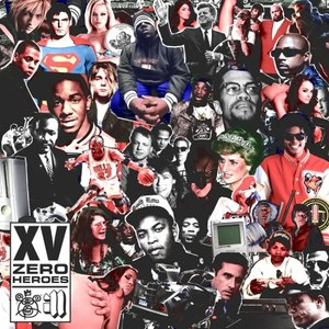 XV альбом Zero Heroes