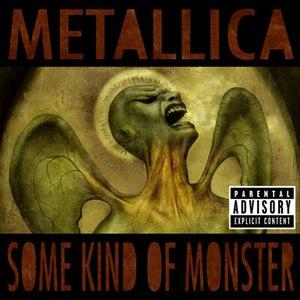 Metallica альбом Some Kind Of Monster