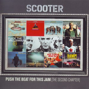 Scooter альбом Push the Beat for This Jam