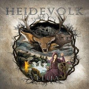Heidevolk альбом Velua