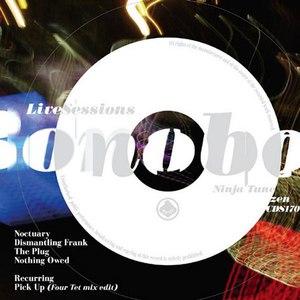 Bonobo альбом Live Sessions EP