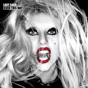 Lady Gaga альбом Born This Way (International Special Edition Version)