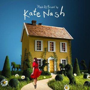 Kate Nash альбом Made of Bricks (EU Version)