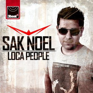 Sak Noel альбом Loca People - EP