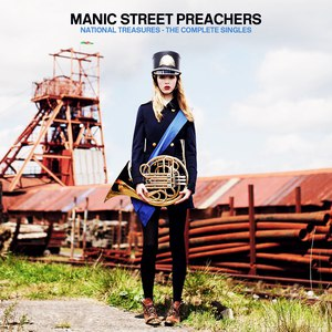 Manic Street Preachers альбом National Treasures - The Complete Singles